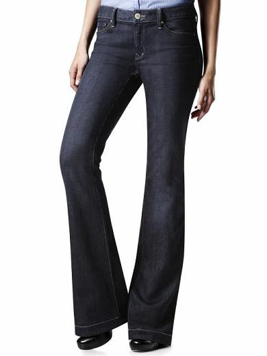 Gap Long & Lean jeans in Dark Wash, Gap.com