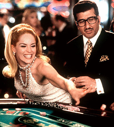High Roller. Sharon Stone in Casino, 1995