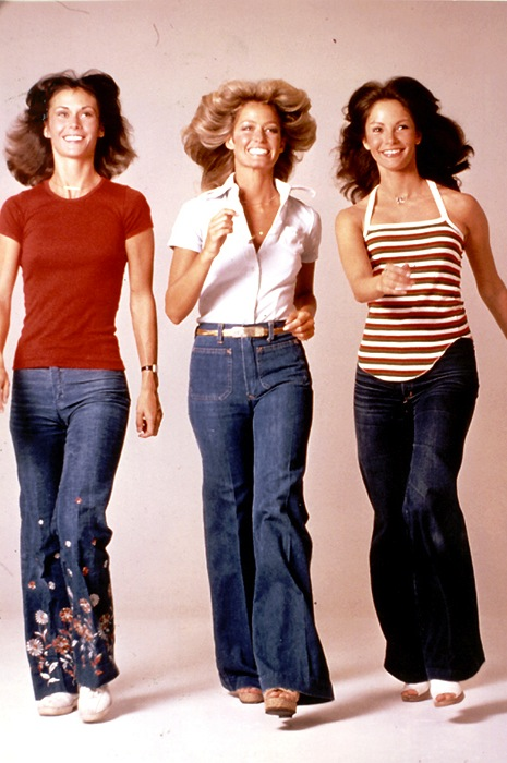 charlie's angels = fashion heaven.